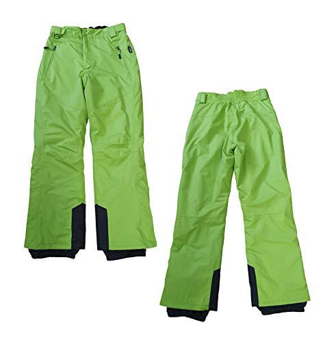 Crivit Sports Skibroek voor heren, sneeuwbroek, winterbroek, snowboardbroek, 100% polyester