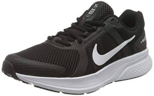 Nike Herren CU3517-004_44,5 Running Shoes, Black White Dark Smoke Grey, 44.5 EU