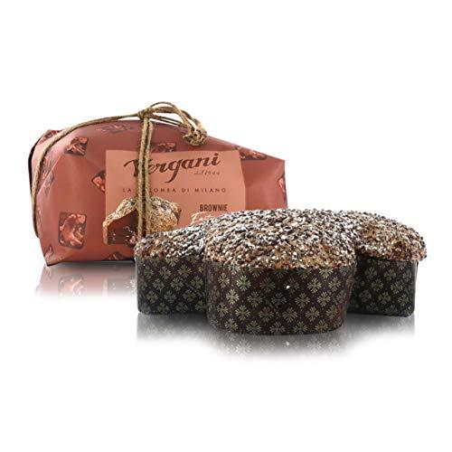 colomba cannavacciuolo Vergani Colomba Gusto Brownie al Cioccolato