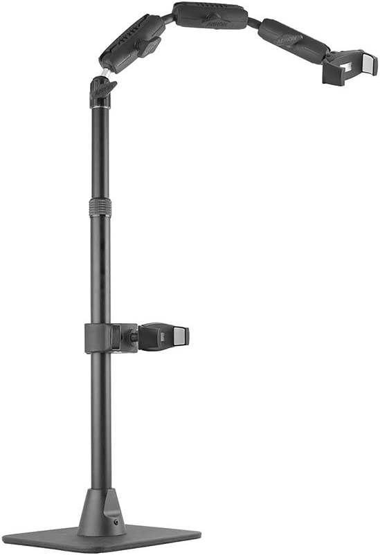 ARKON Cookie Decorators Mount for Phones and Pico Projectors Retail Black (CDM2XMG5)