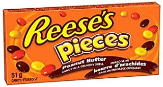 12 Boxes Reese's Pieces Peanut Butter candy 51g Each from Canada