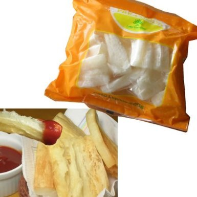 キャッサバ芋 マンジョッカ プレコジッダ/500g/ボイル済/冷凍 2個セット