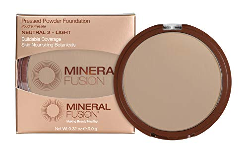 Mineral Fusion Light to Full Coverage