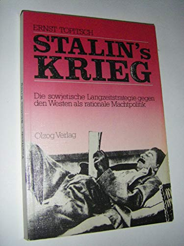 Stalins Krieg