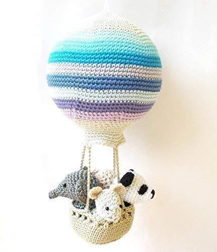 Amour Fou | Crochet }: { Gustav, the balancing elephant... } | 500x431
