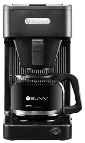 BUNN-O-MATIC CSB1 Speed Brew Select Bunn 10C Brewer Coffee Maker, 10-Cup, Black (Pack 2)