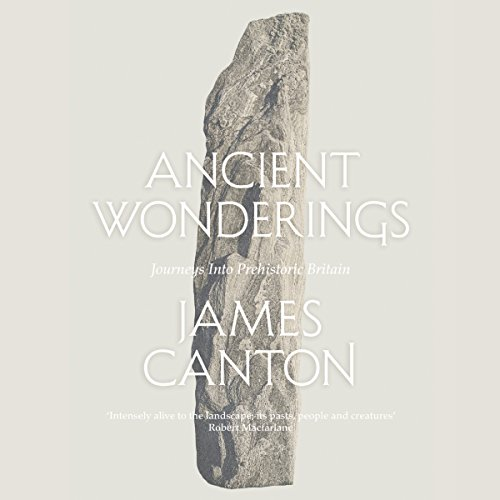Ancient Wonderings audiobook cover art