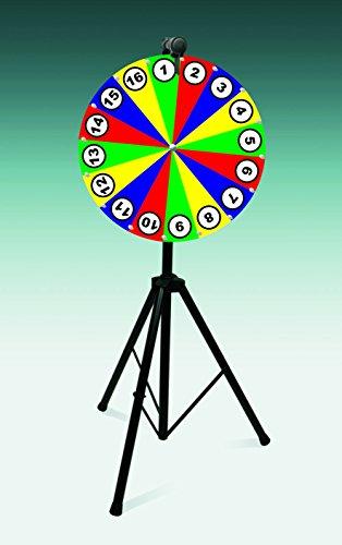 Glücksrad für Werbung Tombola Event Messe ** AKTIONPREIS ** Design 4 YOU 60cm