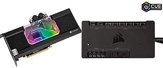 Corsair Hydro X Series XG7 RGB 20-Series Bloque de Refrigeración Líquida para CPU(2080 TI FE) + Commander Pro