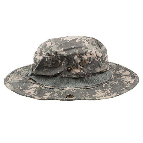 Outdoor tactique militaire Sun Camo Hat (ACU)