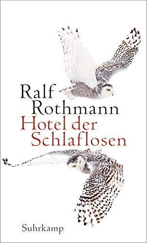 Buchseite und Rezensionen zu 'Hotel der Schlaflosen: Erzählungen' von Ralf Rothmann