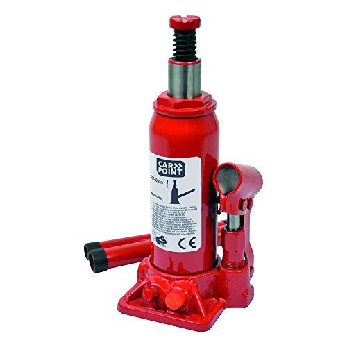 Carpoint 0677811 hydraulische krik, 5000 kg
