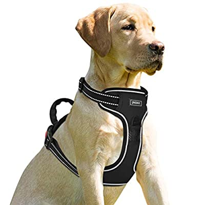 Petacc Dog Harness No-Pull Pet Harness Adjustab...
