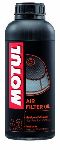 Motul 102987 A3 Air Filter Oil, 1 L