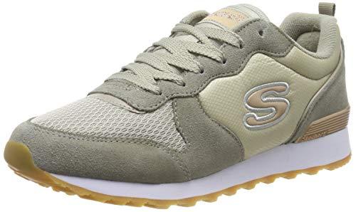 Skechers Skechers Retros Og 85, Women's Low-Top Sneakers, Gray (Tpe), 4 UK (37 EU)