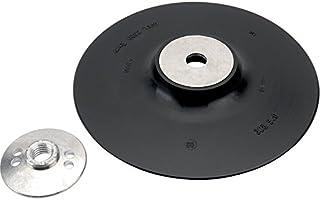 , 119/mm, M14, mittelzentrierung, 1/pieza, a00137 Hierro hojas Fix Velcro especial antiadherente Plato de apoyo