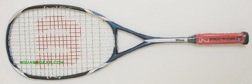 Wilson K Sting FX Squash – 27', Azul/Blanco