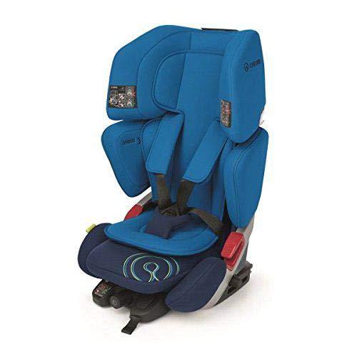 Concord vari0993–KFZ-snorkel, Kindersitz Gruppe 1/2/3, Blau