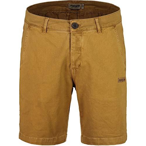 Maloja Herren 27535 Sport Shorts, Braun (Walnut 8202), 34 (Herstellergröße: Small)