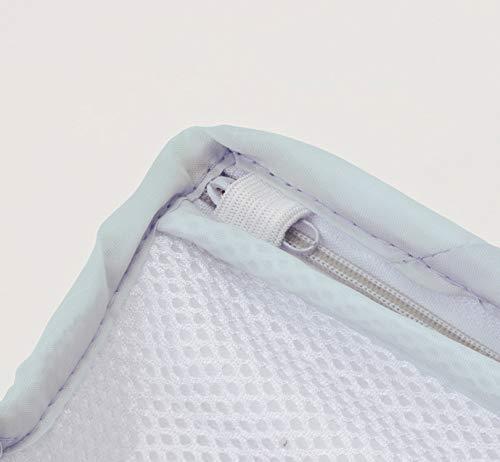 ファイン洗濯ネットランドリーシューズグレー丸洗い時短FIN-808GY