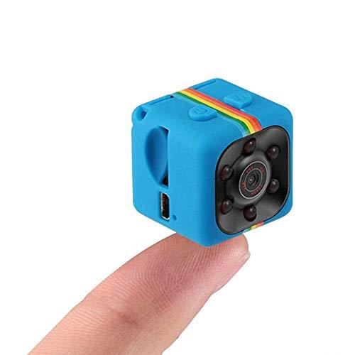 MKJYDM 1080P Mini Niñera Webcam Cámara HD Cámara Espía Deportes con Visión...