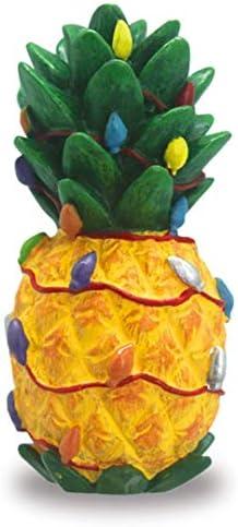 Island Heritage Hawaiian Holiday Pineapple Hawaii Christmas Ornament product image