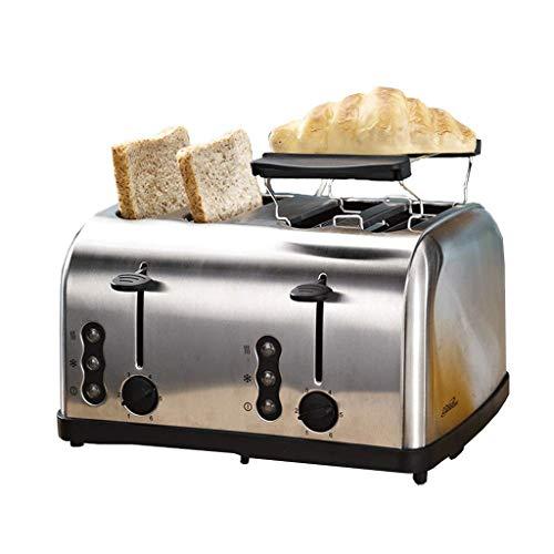 STRAW Automatische Brotmaschine, Glutenfreier Brotbackautomat, Programme Mit Brotrezepten, Verzögerungstimer Warmhalten, Anfängerfreundlich