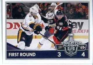 2016-17 Panini NHL #473 Anaheim Ducks vs. Nashville Predators 2016 Stanley Cup Playoffs Hockey Sticker