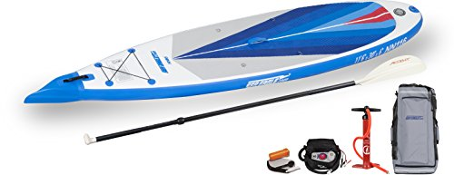 Sea Eagle NeedleNose 11'6' Inflatable Paddle Board SUP with Patented...
