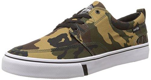 HUF Herren Ramondetta Pro Skate Sneaker, Mehrere (Camouflage), 45 EU