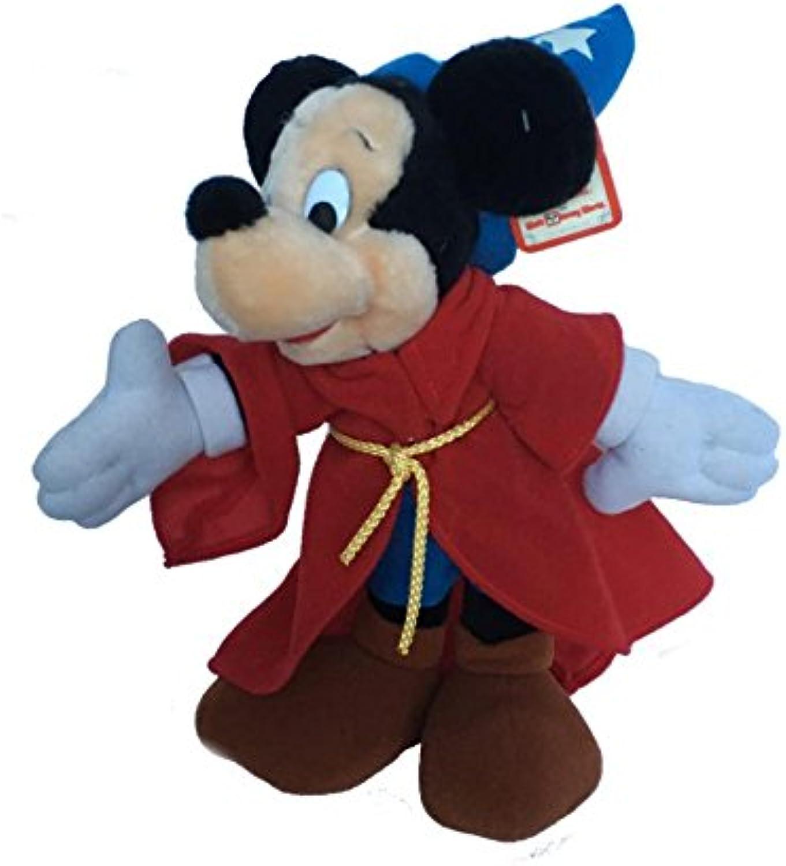 Disney Fantasia Mickey Sorcerer 12  Plush Doll [Toy]