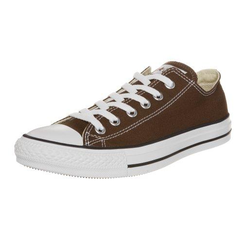 Converse AS Ox Can Chocolate, Zapatillas Unisex Adulto, Marrón, 36 EU