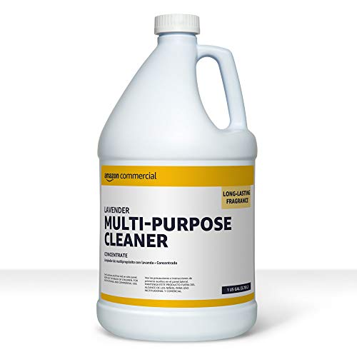 AmazonCommercial - 29 Multi-Purpose Cleaner, Lavender, Concentrate, 1-Gallon, 1-Pack