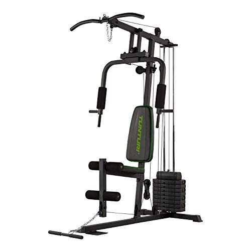 Tunturi HG10 Home Gym Kraft Station, Nero, 1