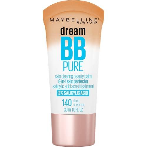 MAYBELLINE Dream Pure BB Cream - Deep 140