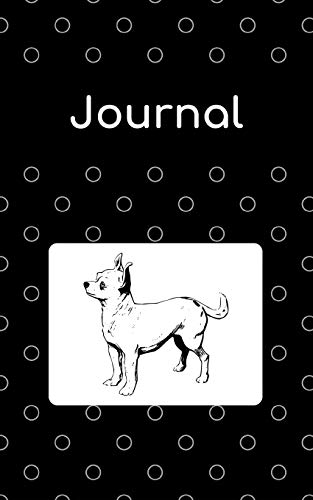 Journal: Chihuahua; 100 sheets/200 pages; 5