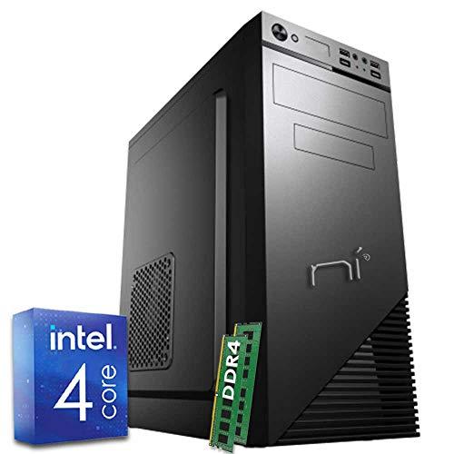 PC Desktop Intel Quad-Core 2.7 Ghz ram 16GB DDR4 Hard Disk 1TB Windows 10 Pro