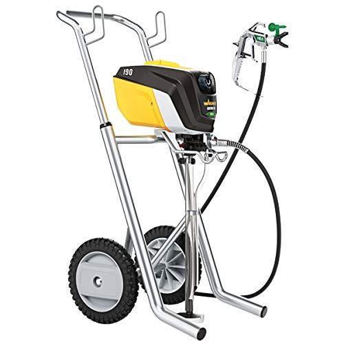 Wagner Spraytech Control Pro 190 Cart Airless Paint Sprayer, w, Multi-Colored