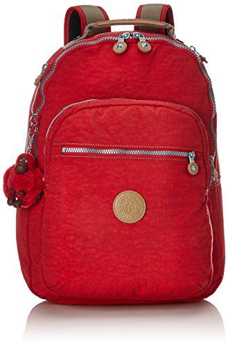 Kipling Clas Seoul LUGGAGE, 25 liters, True Red C