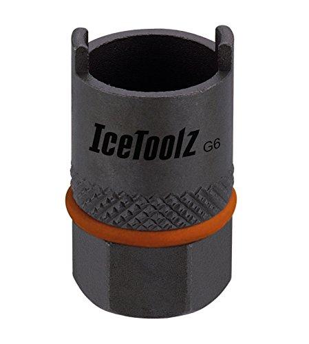 Icetoolz, Freilaufabzieher, mit 2 Nocken, kompatibel mit Suntour, Fahrrad 3970