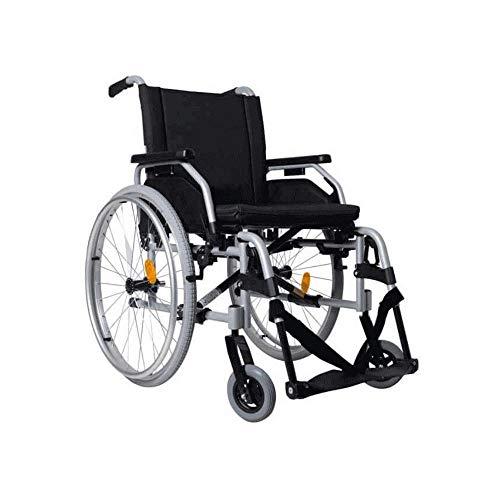 Cadeira de Rodas Manual Dobrável em Alumínio modelo Start M1 - Ottobock- 50 cm
