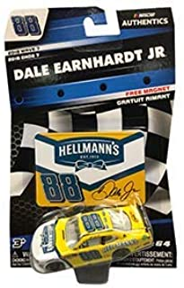2018 Wave 7 Dale Earnhardt Jr #88 Hellmanns 1/64 1:64 Scale Diecast NASCAR Authentics