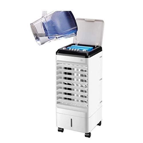 LEILEI Air Cooler 7000BTU Condizionatore Portatile 3 in 1,condizionatore Mobile con Display a LED,3 velocità della Ventola,Timer 24 Ore,Copertura Massima 300 mq