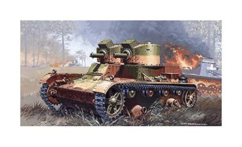 Light Tank 7 TP avec tours jumelles (1:72)