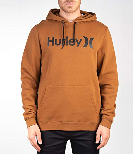 Hurley M One&Only Pullover Sudadera, Hombre, lt British Tan