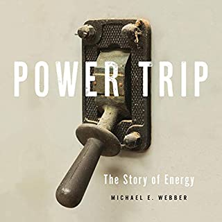 Power Trip audiobook cover art
