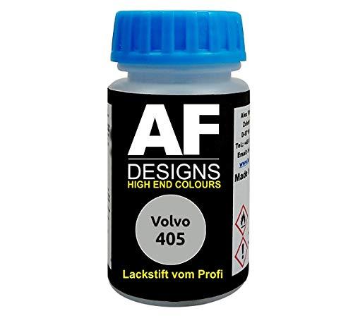 Lackstift für Volvo 405 Silber Metallic schnelltrocknend Tupflack Autolack