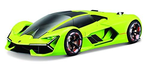 Bburago -Lamborghini Terzo Millennio 1:24 in colore verde (18-21094G)