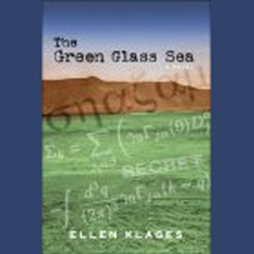 The Green Glass Sea audiobook cover art