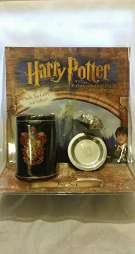 Harry Potter & the Philosophers Stone Boîte à thé et infuseur